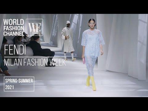 Fendi spring-summer 2021 | Milan Fashion Week