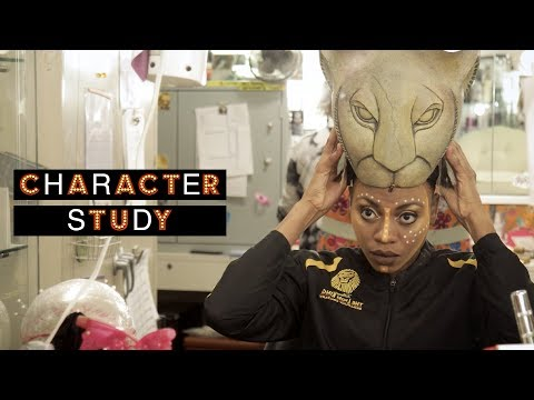 See THE LION KING's Adrienne Walker Become the Fearless Nala
