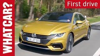Volkswagen Arteon 2017 - dabar