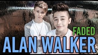"""Video thumbnail of """"Alan Walker - Faded (Bars and Melody Cover)"""""""