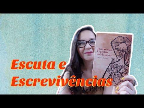 Resenha: Insubmissas Lágrimas de Mulheres, de Conceição Evaristo