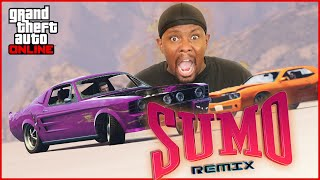 GTA 5 Added A REMIX To One Of Our Favorite Modes!!