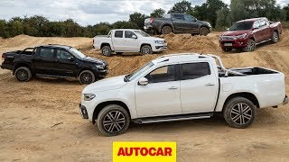 Whats The Best 4x4 Pickup Truck? | 2019 MEGATEST | Autocar