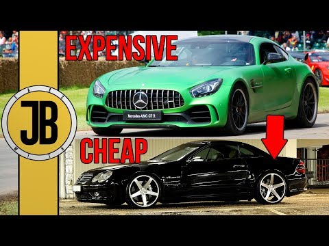 Top 5 CHEAP Substitutes For Expensive Cars! (LESS THAN £15,000)