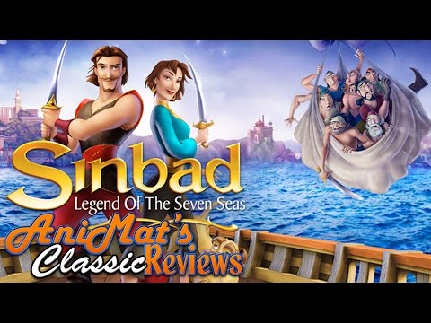 Sinbad: Legend of the Seven Seas - AniMat's Classic Reviews