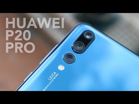 Huawei P20 Pro Review: Camera Reimagined Again?