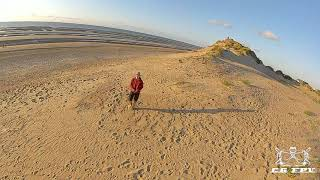 SUNSET DUNE RIDE - #FPV #Freestyle Marmod HD - 1080p 60fps