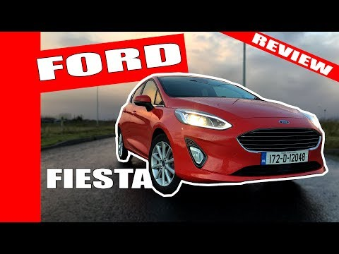 Ford Fiesta Review 2018 - Is This The Best Small Car?