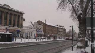 preview picture of video 'Snow in Mile End'