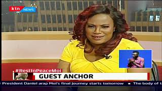 Nana Gecaga: Why Reggae music is in my blood | GUEST ANCHOR