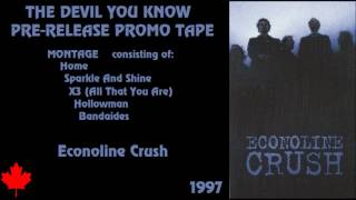 Econoline Crush - The Devil You Know (pre-release promo tape)