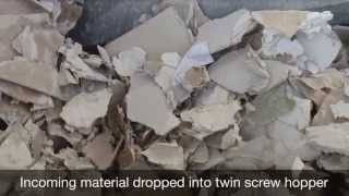 Separating Gypsum Wallboard II