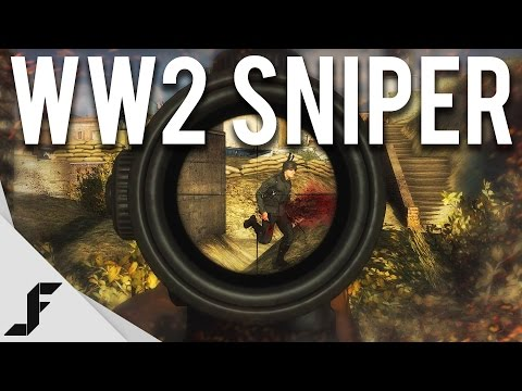 WORLD WAR 2 SNIPER - Day of Infamy