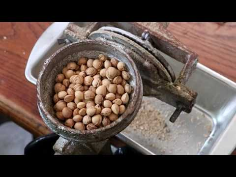 Extracting cyanide from cherry pits to dissolve gold