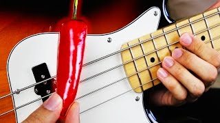 Blood Sugar Pepper Magik  Playing Red Hot ChiliPeppers with a RHCP