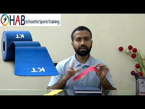 Kinesio Taping course in Lahore Pakistan. - YouTube
