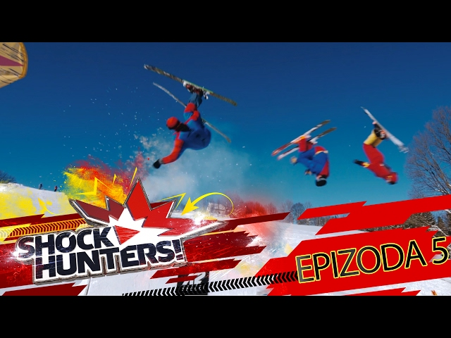 Extrémní skoky a pády superhrdinů