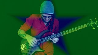 BEST BASSIST IN THE WORLD - AMAZING BASS SOLO