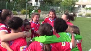Vidéo Rentrée du foot féminin Maurin 06/10/18