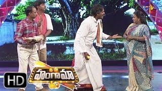 Laughing Brothers & Nellore Neeraja Performance | Hungama | 4th April 2017  | ETV Plus