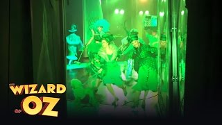 In the Wings with Jo Miles (part 6) - London | The Wizard of Oz