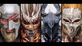 Skyrim - Top 10 Best Male Armor Mods of All Times