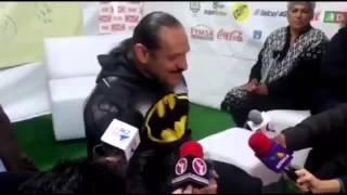 Entrevista Teo González Carnaval de La Paz