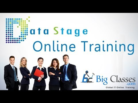DataStage Online Training - Demo - Free Tutorials - YouTube