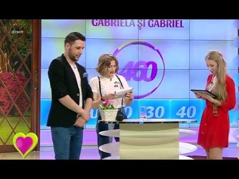 """Runda """"2k1"""". Gabriel și Gabriela, câștigătorii celei de-a XIII-a ediții 2k1!"""