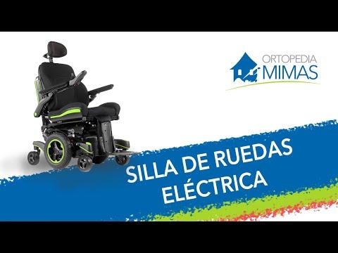 Silla de Ruedas Eléctrica C1000 - Ottobock