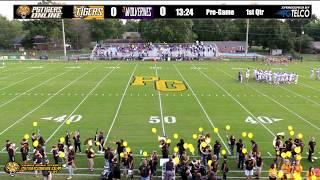 Prairie Grove (41) vs Vian (21) 2017