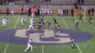 Diego Preciado's 10th Grade Football Highlights