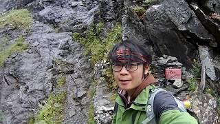從妖魔之路下山 Climbing down from the Trollstigen