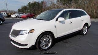 Lincoln MKT 2010 - 2019