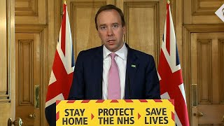 video: 7,500 feared to have died of coronavirus in UK care homes