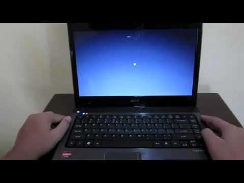 Laptop Acer Aspire 4552  Review-AZDNET.COM