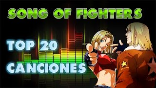TOP 20 Canciones De The King Of Fighters (SAGA) Según TheMonster
