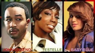 Estelle - Hey Girl (feat. John Legend & Baby Blue) - YouTube