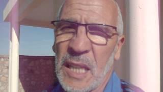 الحاج نورالدين البو يحياوي لاعب دولي سابق من وجوه منتخب 1986