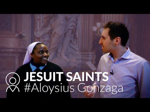 COVID-19... and St. Aloysius Gonzaga || Jesuit Saints 🙏🏻
