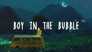 Alec Benjamin - The Boy In The Bubble (Lyrics)