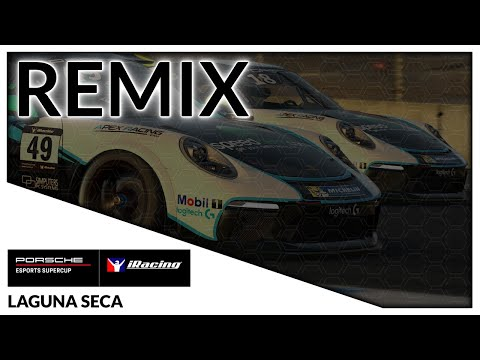 Porsche Esports Supercup | Laguna Seca Remix