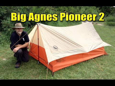 Big Agnes Pioneer 2 Tent Review/First Impressions