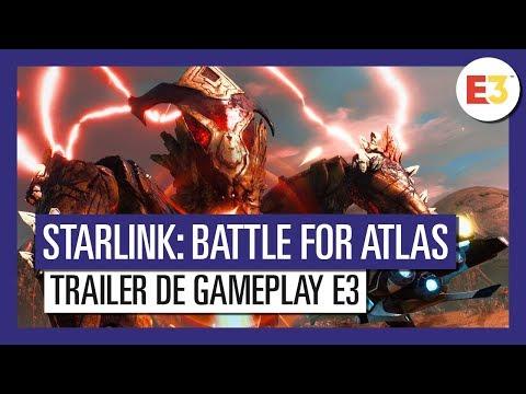 Starlink Battle for Atlas : Trailer de Gameplay E3 2018