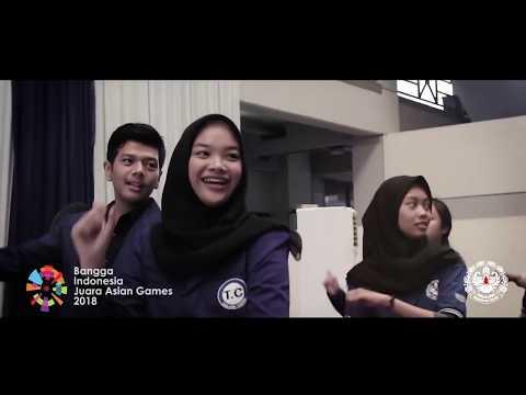, title : 'VIRAL !!!!! Flash Mob Meraih Bintang Asian Games 2018 - Universitas Trilogi'