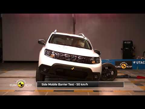 NCAP: Dacia Duster