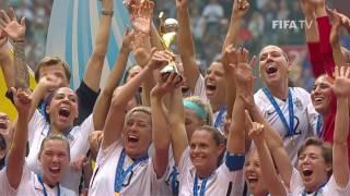 FIFA Celebrates International Women