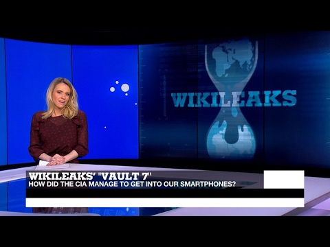 , title : 'WikiLeaks' 'Vault 7': How did the CIA manage to get into our smartphones?'