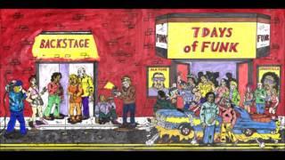 7 Days of Funk - Hit Da Pavement (Snoop Dogg & Dam Funk)