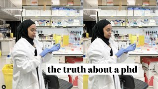 Things I Wish I'd Known Before Starting A PhD